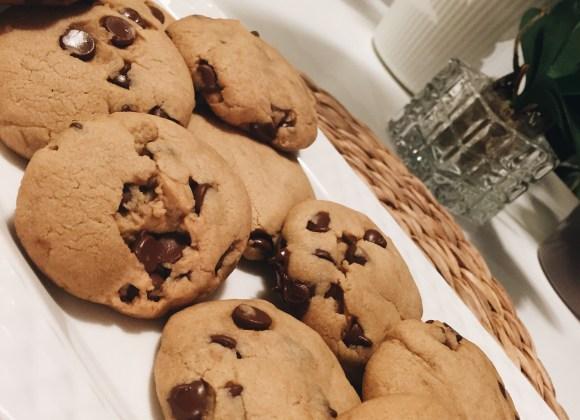 Cookies Vegano de Chocolate