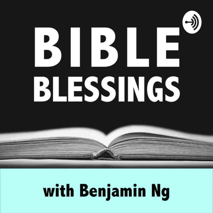 Bible Blessings with Ben