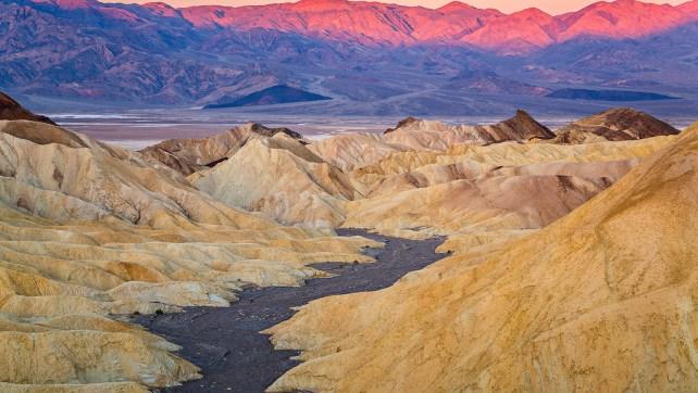 All Around Death Valley