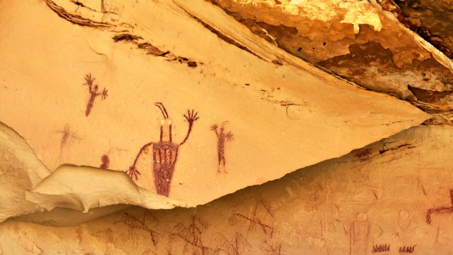 McDonald Creek & Book Cliffs Rock Art