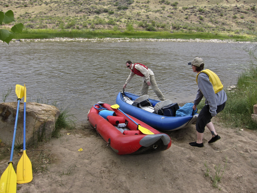 Archaeology on the Gunnison River