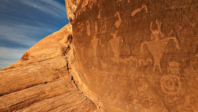 Private Property Rock Art