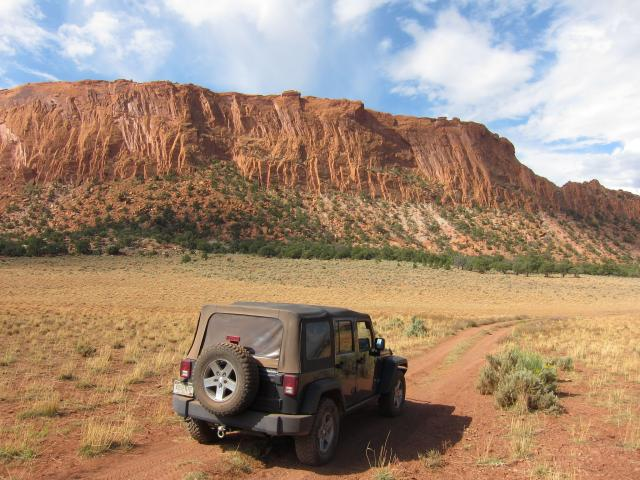 Capitol Reef to Chimney Rock