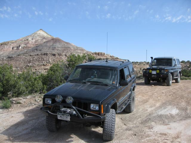 The Kokopelli Trail
