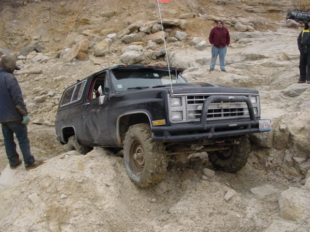 Chicago4x4 at The Badlands