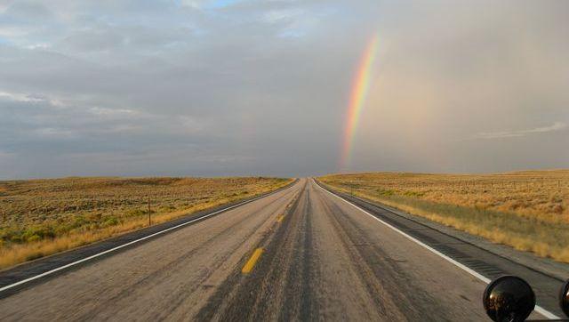 Northern Utah Into Wyoming