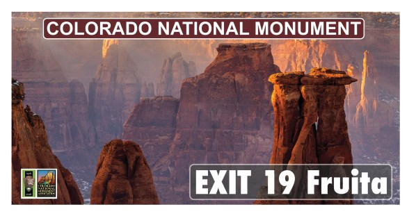 Colorado National Monument Billboard