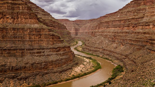 The Lower San Juan River