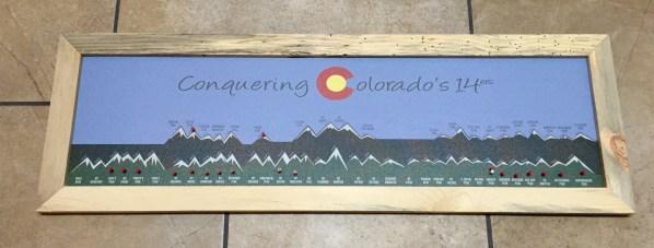 The Colorado 14ers