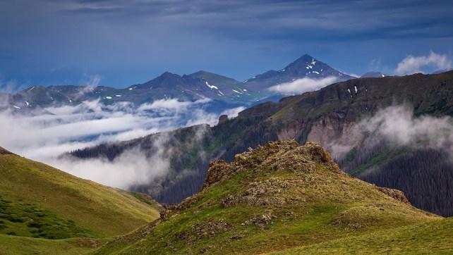 Carson Saddle Peaks