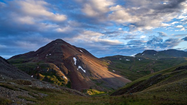 Mineral Point Peaks
