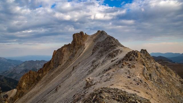 American Flats Peaks