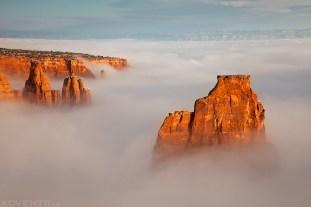 Monumental Fog