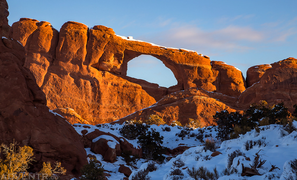 Christmas in Arches 2017