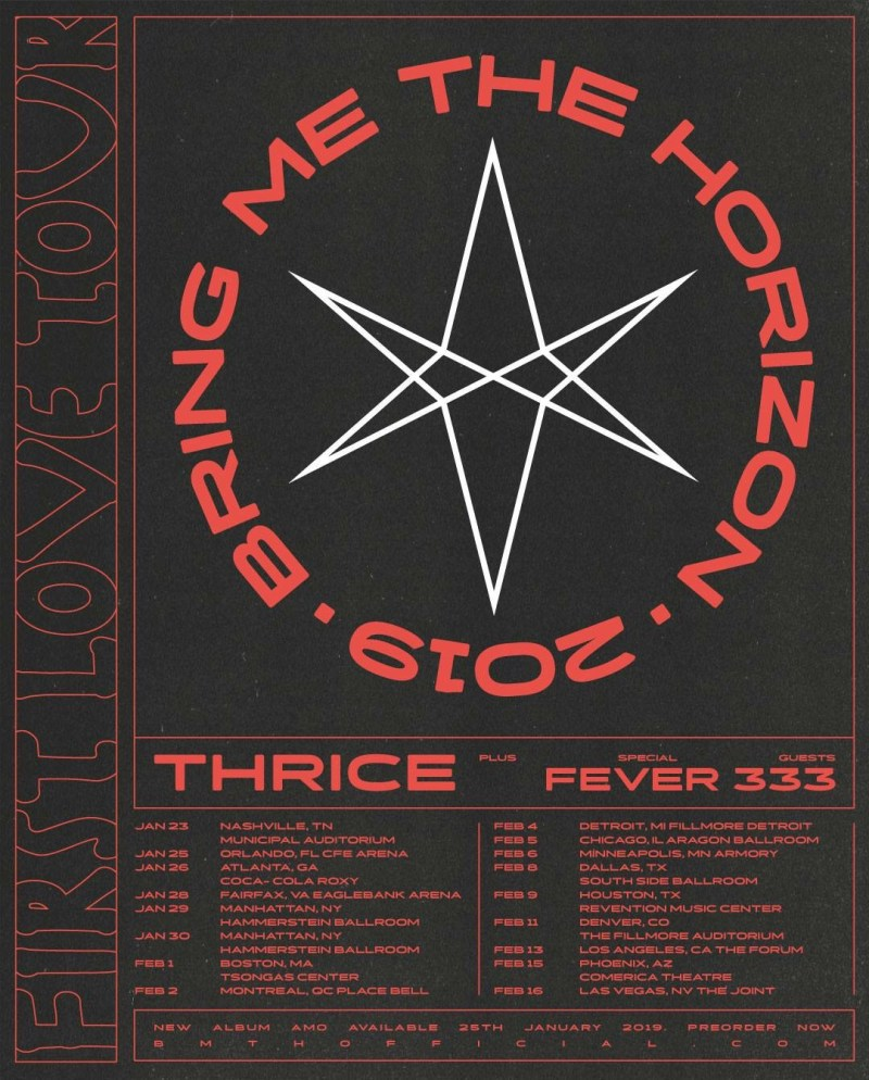BMTH 2019