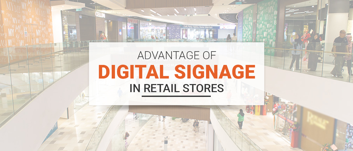 How Signage Companies in the UAE Boost Retailers' Sales with Digital Signage