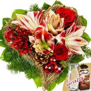 Blumenstrauß Wintergedicht Quelle:floraprima.de