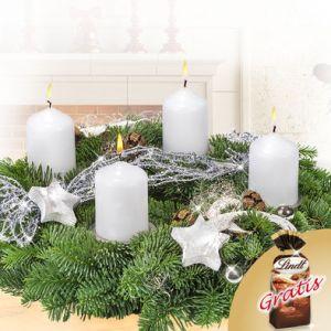 weißer Adventskranz Quelle:floraprima.de