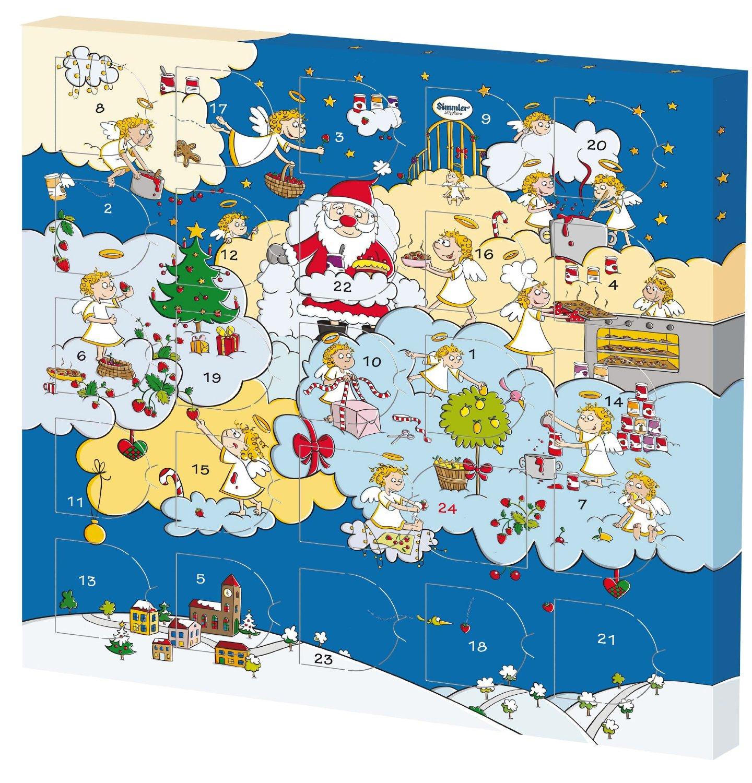 simmler fr hst cks konfit re adventskalender adventskalender und weihnachten wir freuen. Black Bedroom Furniture Sets. Home Design Ideas