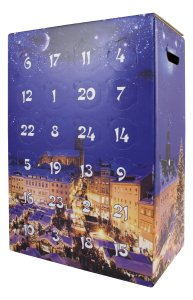 Peter Mertes Wein Adventskalender