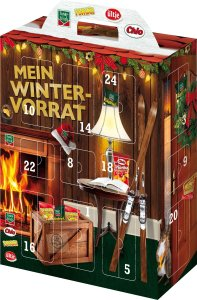 funnyfrisch knabber adventskalender 2015 intersnack. Black Bedroom Furniture Sets. Home Design Ideas