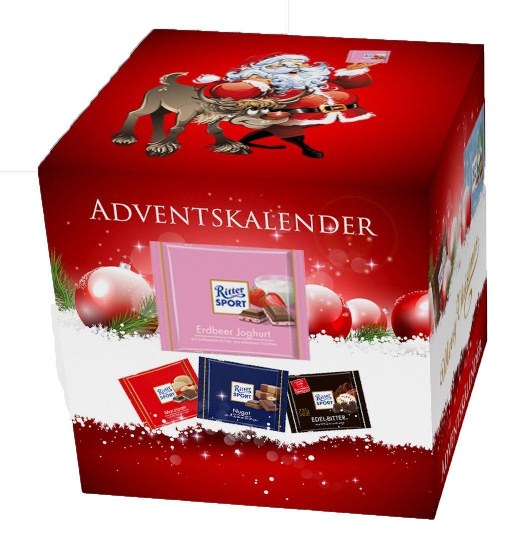 Schokolade Adventskalender Und Weihnachten Wir Freuen