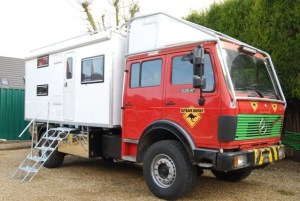 Display Vehicles – Adventure Overland Show