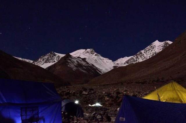 Adventure Pulse Mt Stok Kangri Trek Image of the Mountain Peak