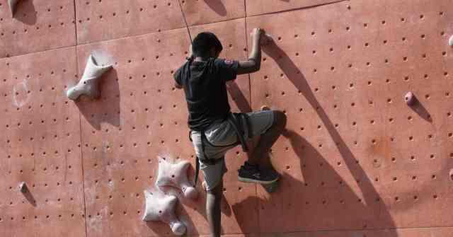 Rock Climbing Workshops by Adventure-Pulse