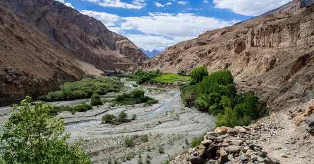 Markha River_Markha Valley Trek