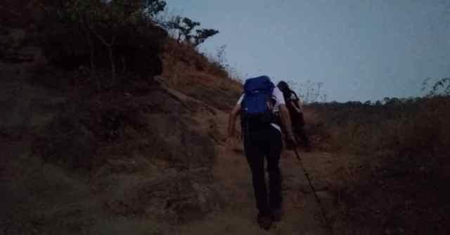 Katraj to Sinhagad_Adventure-Pulse_night trek trail