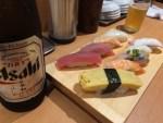 五反田で吞兵衛が行くべきお店 立ち食い寿司 都々井