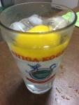 冷凍レモンサワー実験