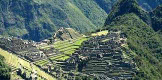 Machu Picchu: Photo by Matthew Barker