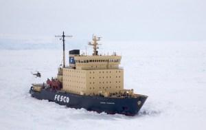 Icebreaker Cruise to Greenland