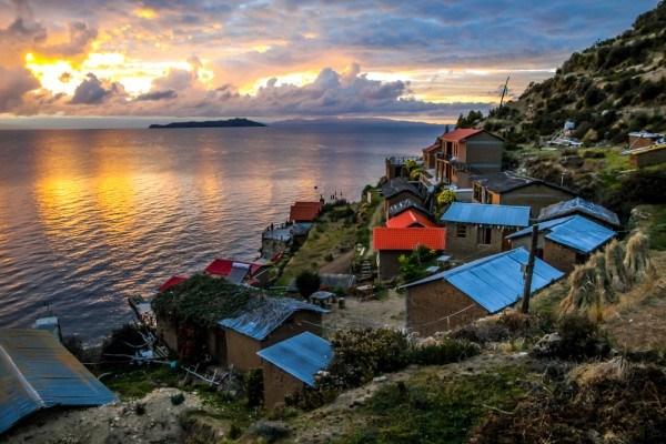 Isla del Sol, Bolivia gringo trail