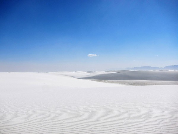 White Sands national monument park corporate sponsorship
