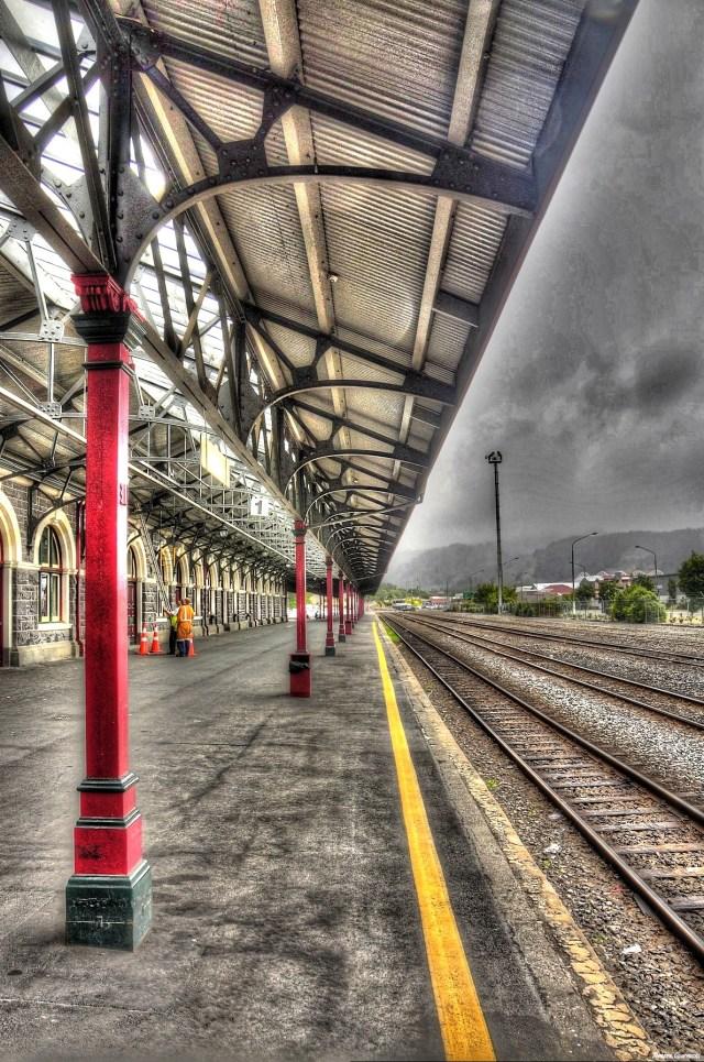 Dunedin Rail Station