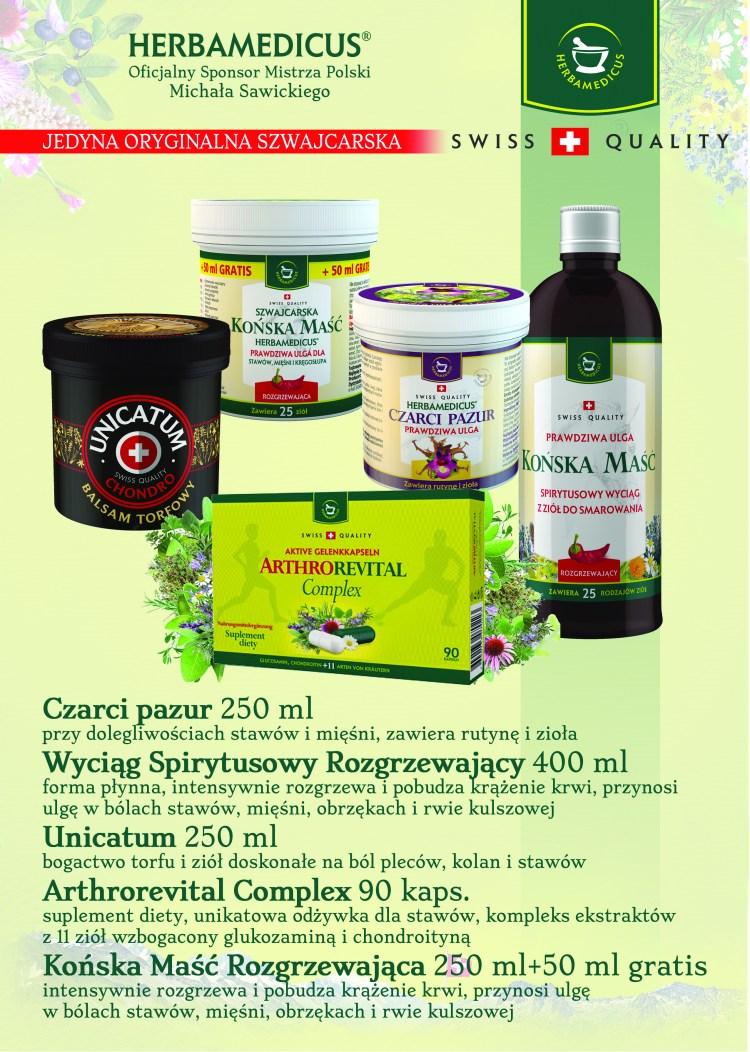 Herbamedicus – Print ads