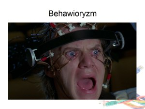 behyawioryzm