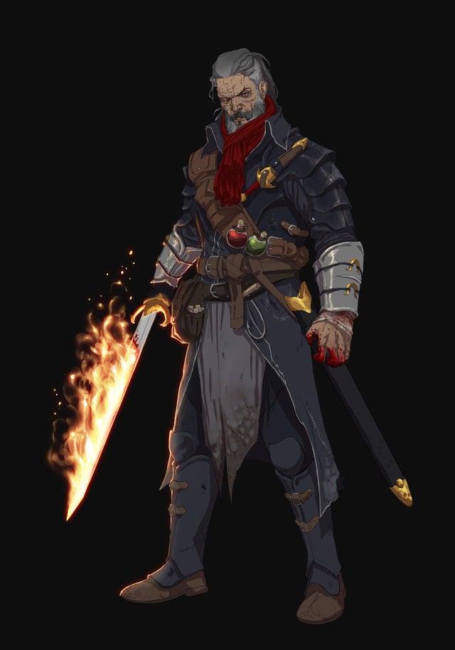 Elf Blood Hunter