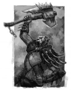 Orc-Beserker