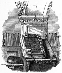 flash paper trap - pernicious taxes - 000-frontispiece-chained-bible