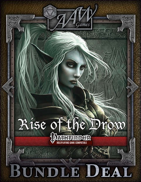 Rise of the Drow Bundle (PDF) -