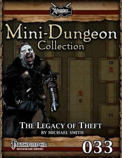 PF Mini-Dungeons
