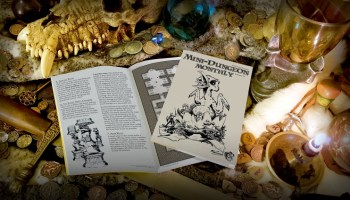 A Viking Pathfinder Adventure: Into the Wintery Gale