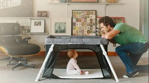 best portable cribs