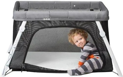 Lotus Travel Crib and Portable Baby Playard