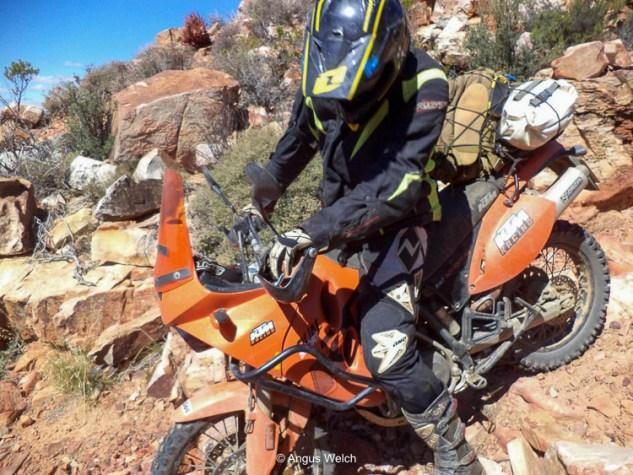 adventure biking. western cape. south africa