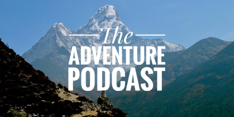 The Adventure Podcast Episode 80: Adventure News, Gear Reviews, and a Visit to Jordan